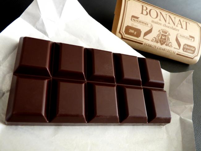 D couvrez les chocolats bonnat grands - Comment cuisiner des marrons en boite ...